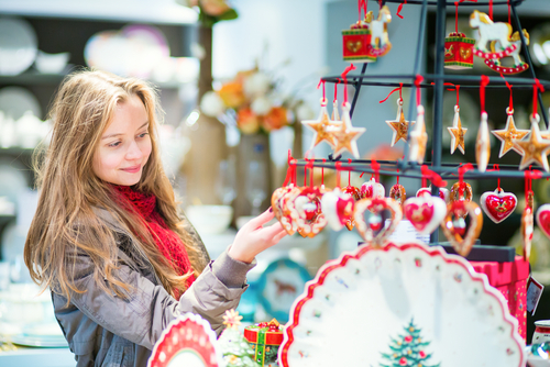 Local holiday markets & craft fairs